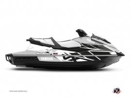 Kit Déco Jet-Ski Replica Yamaha VX Blanc Noir