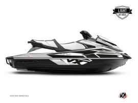 Kit Déco Jet-Ski REPLICA Yamaha VX Blanc Noir LIGHT