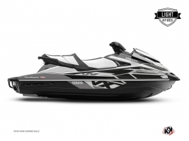 Kit Déco Jet-Ski Replica Yamaha VX Noir Gris LIGHT