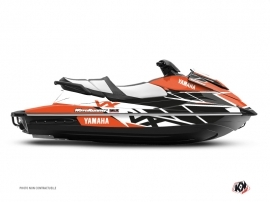 Kit Déco Jet-Ski Replica Yamaha VX Noir Orange