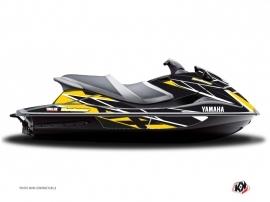 Kit Déco Jet Ski Replica Yamaha VXR-VXS Jaune
