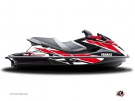 Kit Déco Jet Ski Replica Yamaha VXR-VXS Rouge