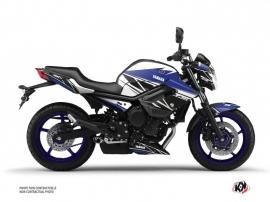 Kit Déco Moto Replica Yamaha XJ6 Bleu