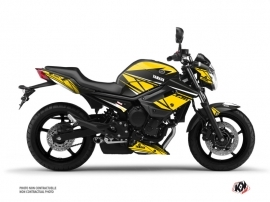 Kit Déco Moto Replica Yamaha XJ6 Jaune