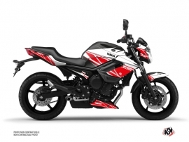 Kit Déco Moto Replica Yamaha XJ6 Rouge