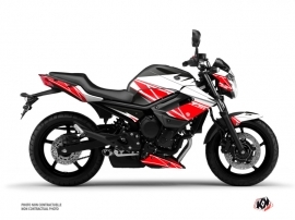 Yamaha XJ6 Street Bike Replica Graphic Kit Red