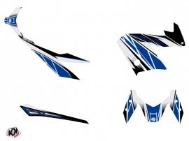 Kit Déco Maxiscooter Replica Yamaha XMAX 300 Bleu Gris