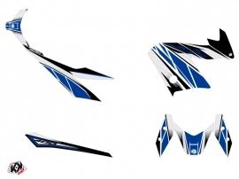 Kit Déco Maxiscooter Replica Yamaha XMAX 400 Bleu Gris