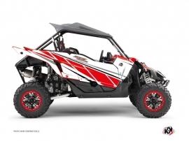 Kit Déco SSV Replica Yamaha YXZ 1000 R Rouge