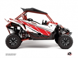 Yamaha YXZ 1000 R UTV Replica Graphic Kit Red