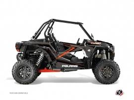 Kit Déco SSV Rock Polaris RZR 1000 Turbo Noir Orange