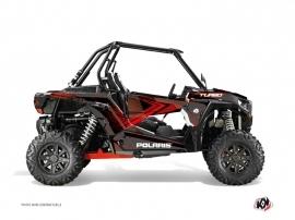 Kit Déco SSV Rock Polaris RZR 1000 Turbo Noir Rouge