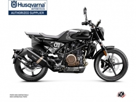 Husqvarna Svartpilen 701 Street Bike Rocket Graphic Kit Black