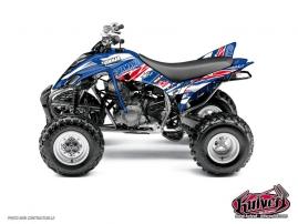 Kit Déco Quad Yamaha 350 Raptor Romain Couprie 2012