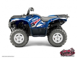 Kit Déco Quad Yamaha 550-700 Grizzly Romain Couprie 2012