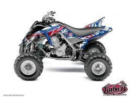 Kit Déco Quad Yamaha 700 Raptor Romain Couprie - 2012