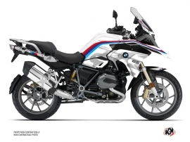 Kit Déco Moto RR BMW R 1200 GS Exclusive Blanc