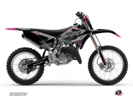 Kit Déco Moto Cross Skew Yamaha 125 YZ Rose