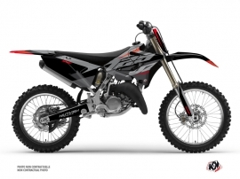 Kit Déco Moto Cross Skew Yamaha 125 YZ Rouge