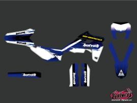 Sherco 450 SEF R Dirt Bike Slider Graphic Kit