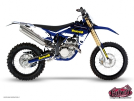 Sherco 450 SEF R Dirt Bike Slider Graphic Kit