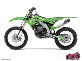 Kit Déco Moto Cross Slider Kawasaki 65 KX