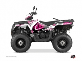 Kit Déco Quad Spin Polaris 570 Sportsman Forest Rose