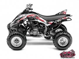 Kit Déco Quad Spirit Yamaha 350 Raptor Rouge