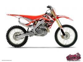Kit Déco Moto Cross Spirit Honda 450 CRF