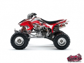 Honda 450 TRX ATV Spirit Graphic Kit