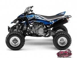 Kit Déco Quad Spirit Yamaha 450 YFZ Bleu