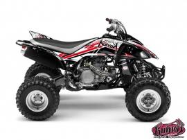 Kit Déco Quad Spirit Yamaha 450 YFZ Rouge