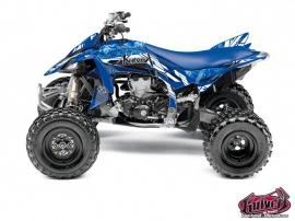 Kit Déco Quad Spirit Yamaha 450 YFZ R Bleu
