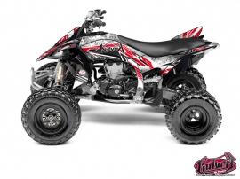 Kit Déco Quad Spirit Yamaha 450 YFZ R Rouge