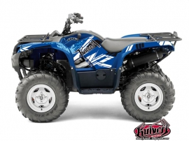 Kit Déco Quad Spirit Yamaha 550-700 Grizzly Bleu