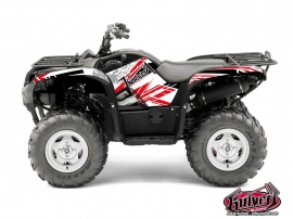Kit Déco Quad SPIRIT Yamaha 550-700 Grizzly Rouge