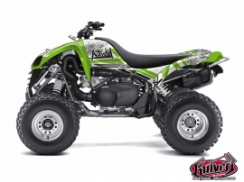 Kawasaki 700 KFX ATV Spirit Graphic Kit