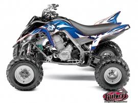 Kit Déco Quad Spirit Yamaha 700 Raptor Bleu