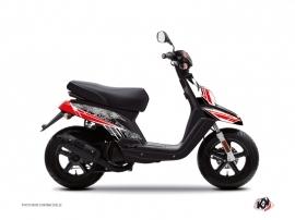 Yamaha BWS Scooter Spirit Graphic Kit Black