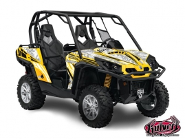 Can Am Commander UTV Spirit Graphic Kit