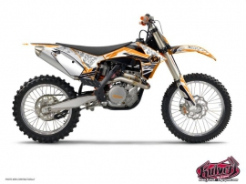 Kit Déco Moto Cross Spirit KTM EXC-EXCF