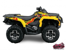 Kit Déco Quad Spirit Can Am Outlander 1000