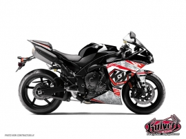 Yamaha R1 Street Bike Spirit Graphic Kit