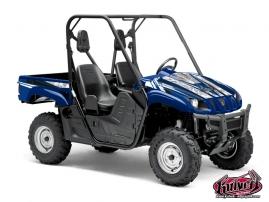 Kit Déco SSV Spirit Yamaha Rhino Bleu