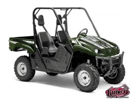 Kit Déco SSV Spirit Yamaha Rhino Vert