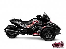Kit Déco Spirit Can Am Spyder RS Gris