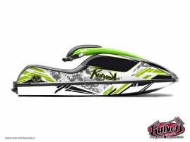 Kawasaki SXR 800 Jet-Ski Spirit Graphic Kit
