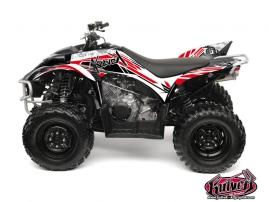 Kit Déco Quad Spirit Yamaha 350-450 Wolverine Rouge