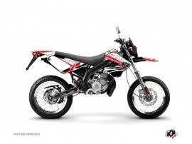 Kit Déco 50cc Spirit Derbi Xtreme / Xrace Rouge