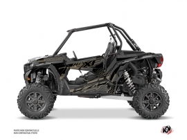 Kit Déco SSV Splinter Polaris RZR 1000 Turbo Noir